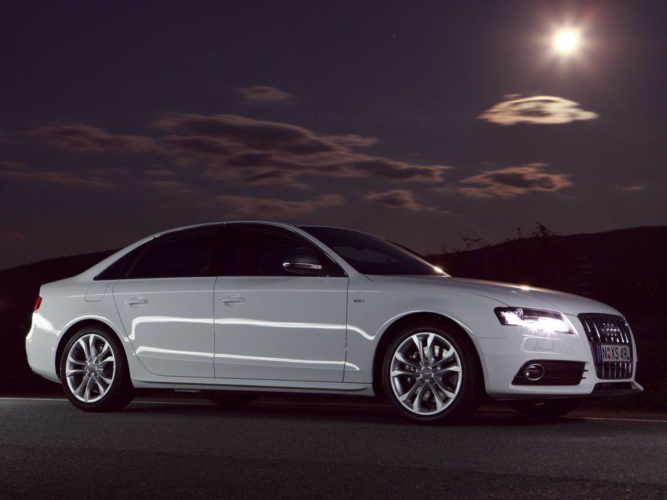 2009 Audi S-4 Sedan AU-spec (B8-8K) f wallpaper