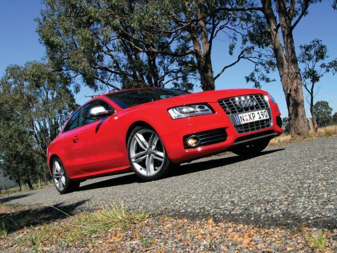 2011 Audi S-5 Coupe AU-spec d wallpaper