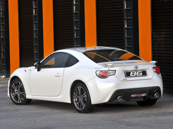 2012 Toyota 8-6 GTS ZA-spec ek wallpaper