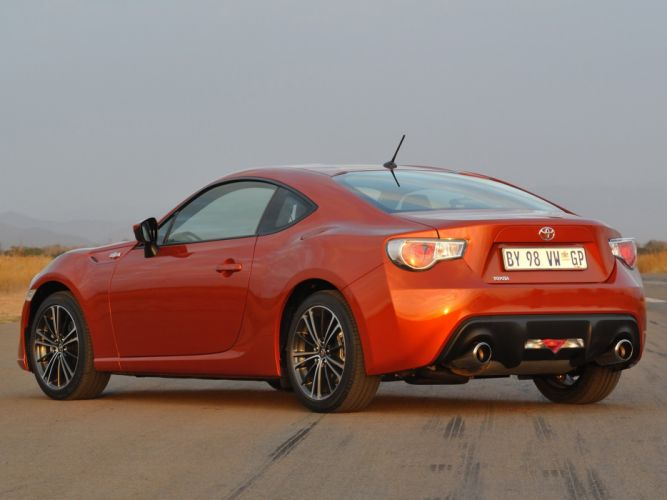 2012 Toyota 8-6 GTS ZA-spec f wallpaper