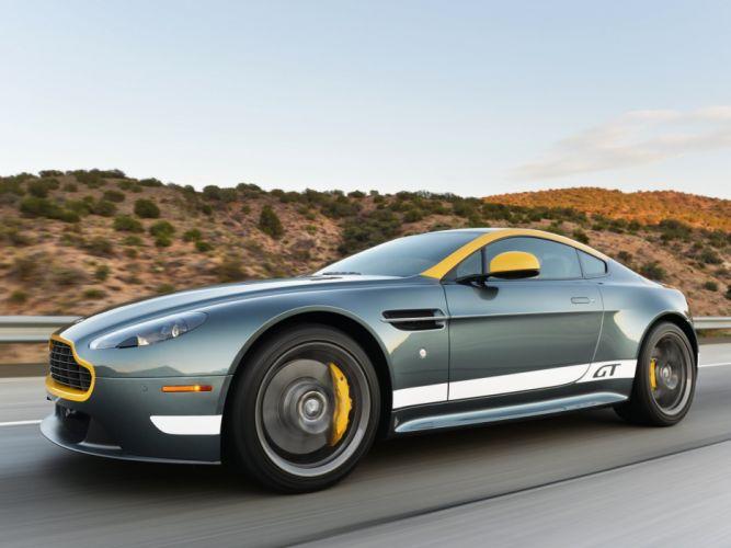 2014 Aston Martin V-8 Vantage G-T gd wallpaper