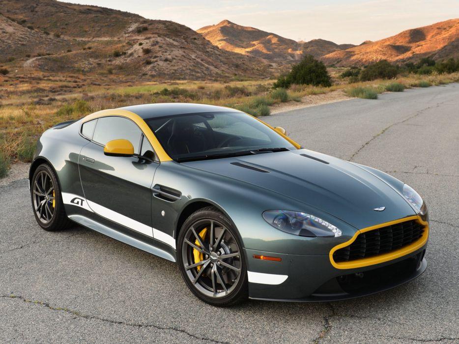 2014 Aston Martin V-8 Vantage G-T r wallpaper