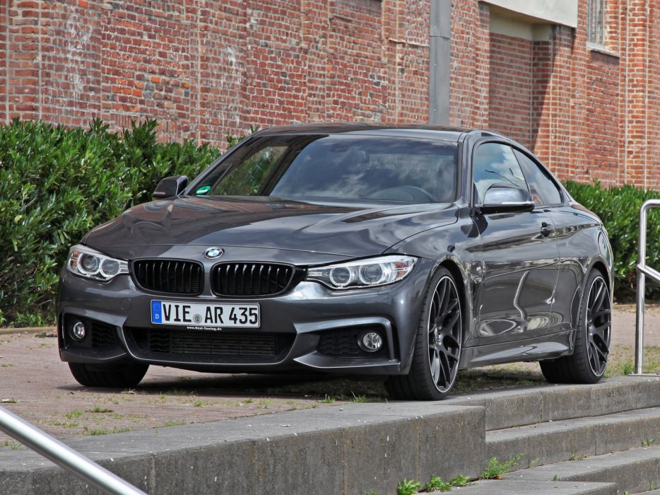 2014 Best-Tuning BMW 435i xDrive Coupe M-Sport-Package (F32) tuning w wallpaper