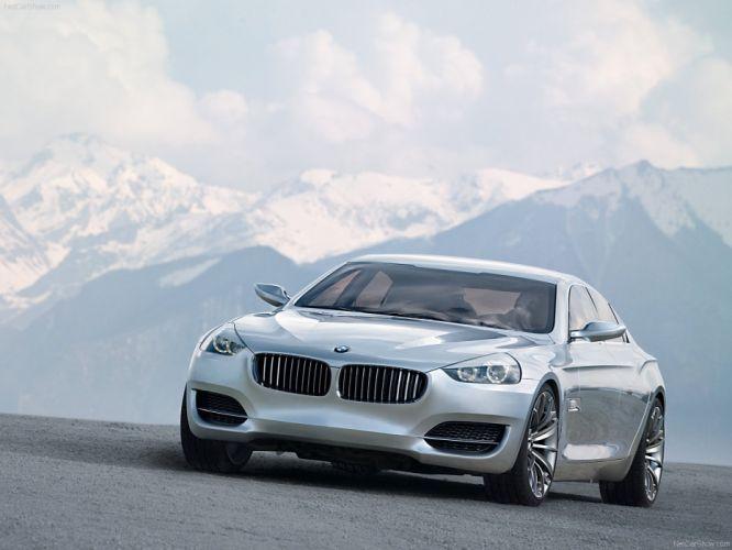 BMW Concept CS 2007 wallpaper