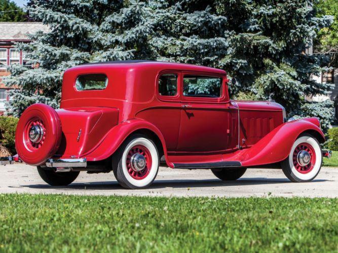 1933 Pierce Arrow Model-836 Club Brougham luxury retro (2) wallpaper