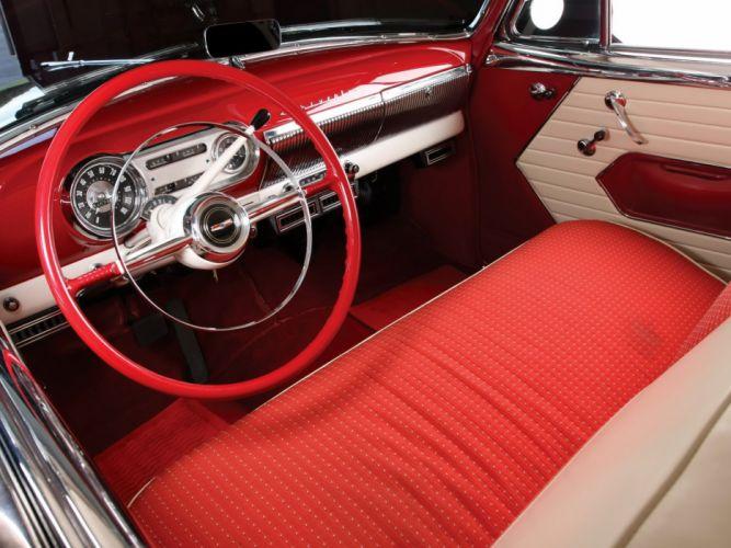 1954 Chevrolet Bel-Air Sport Coupe (C-2454-1037D) bel air retro (3) wallpaper