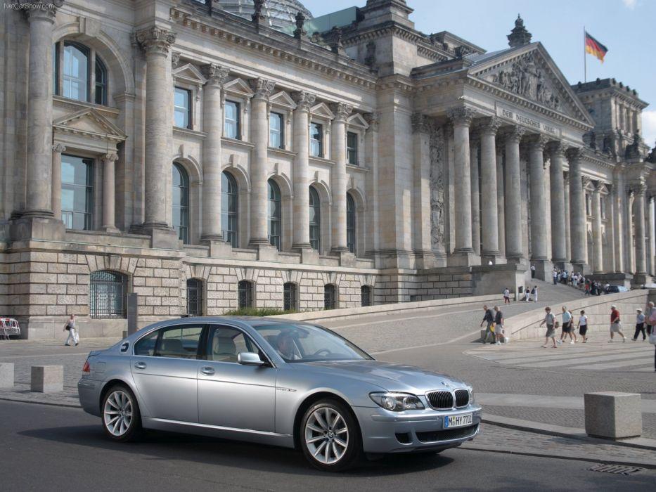 BMW Hydrogen 7 2007 hybrid wallpaper
