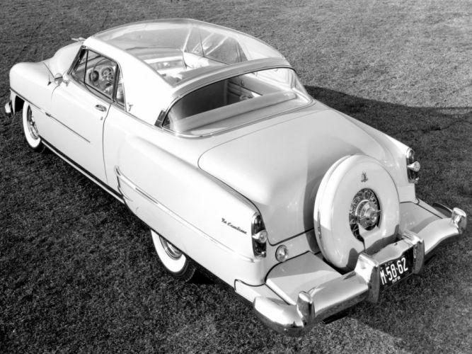 1954 Chrysler La-Comtesse Concept retro f wallpaper