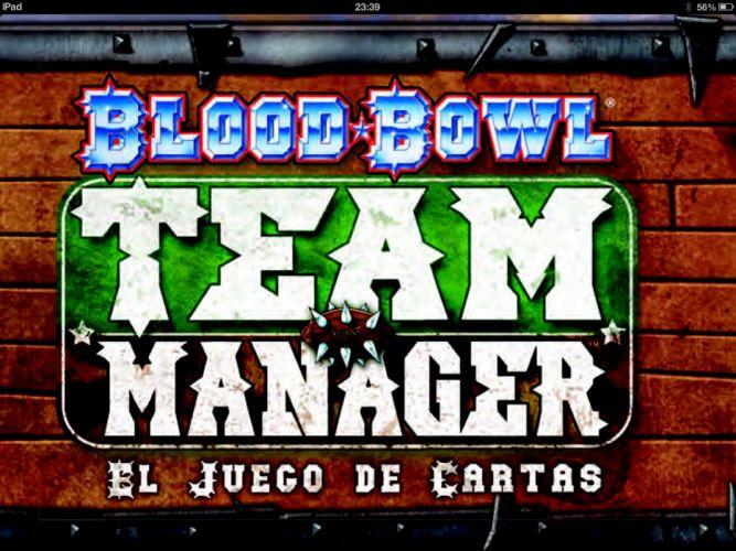 BLOOD-BOWL football sports strategy blood bowl action fantasy (2) wallpaper