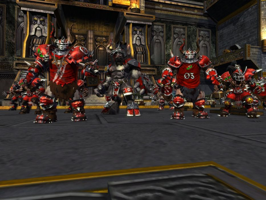 BLOOD-BOWL football sports strategy blood bowl action fantasy (19) wallpaper