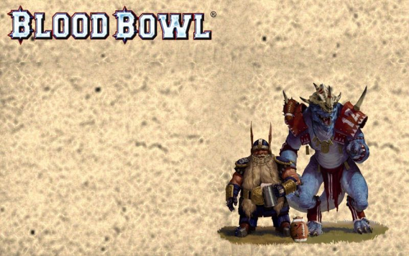 BLOOD-BOWL football sports strategy blood bowl action fantasy (34) wallpaper