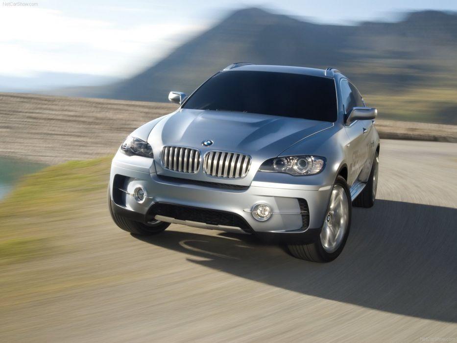 BMW X6 ActiveHybrid Concept 2007 wallpaper