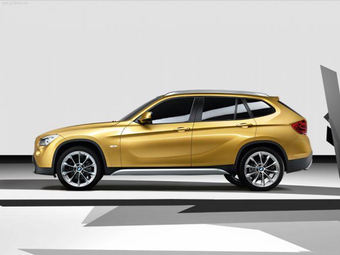 BMW X1 Concept 2008 wallpaper