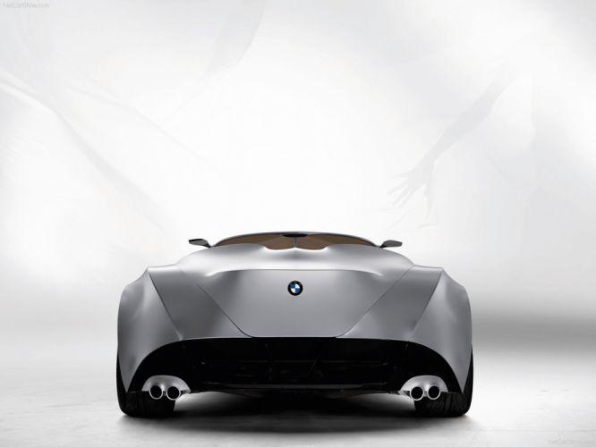 2008 BMW Concept gina Light model visionary wallpaper