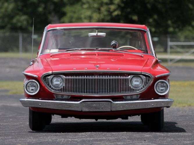 1962 Dodge Dart 440 413 415HP Max-Wedge Hardtop Coupe (SD2H-532) muscle classic f wallpaper