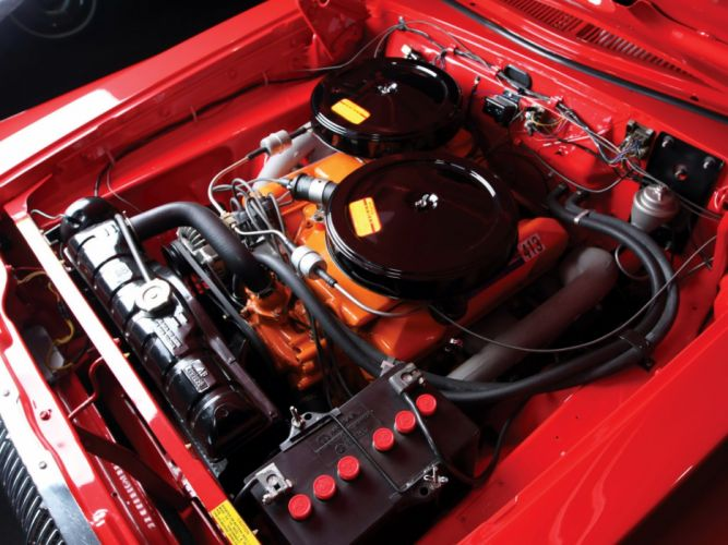1962 Dodge Dart 440 413 415HP Max-Wedge Hardtop Coupe (SD2H-532) muscle classic q wallpaper