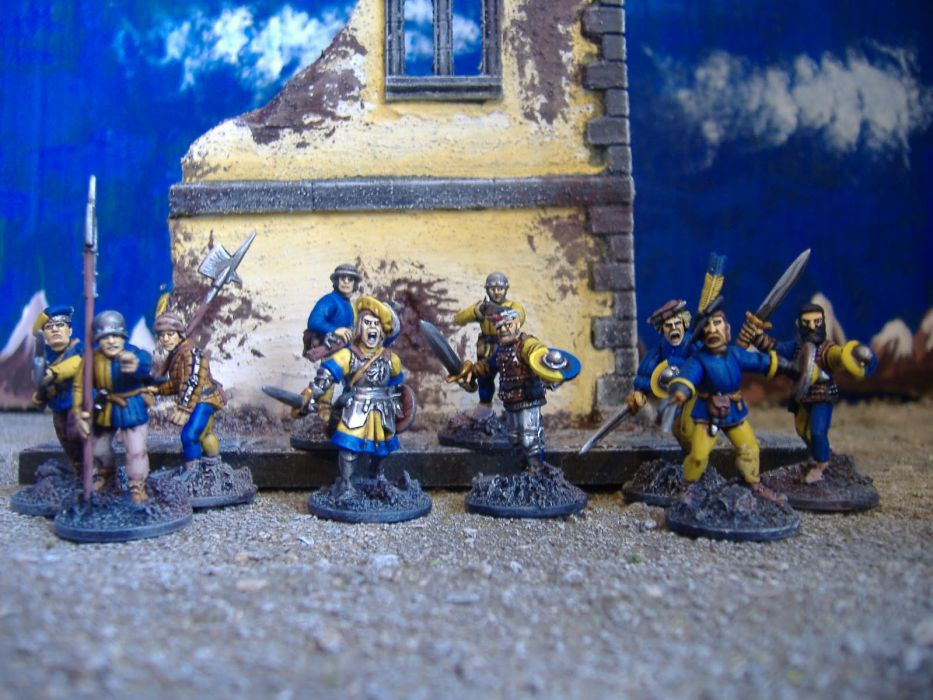 MORDHEIM warhammer rpg fighting tactical sci-fi fantasy (3) wallpaper