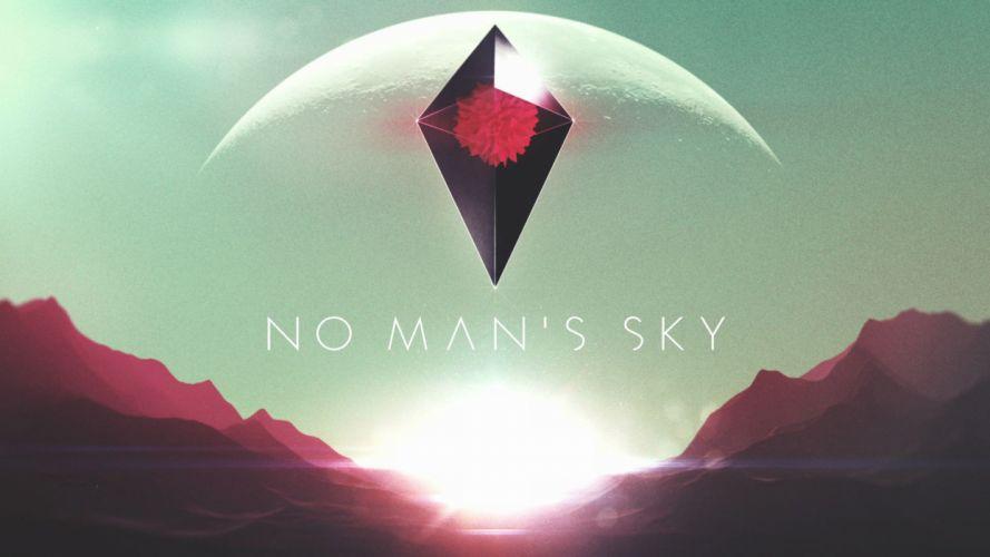 NO-MANS-SKY sci-fi adventure family mans sky (2) wallpaper
