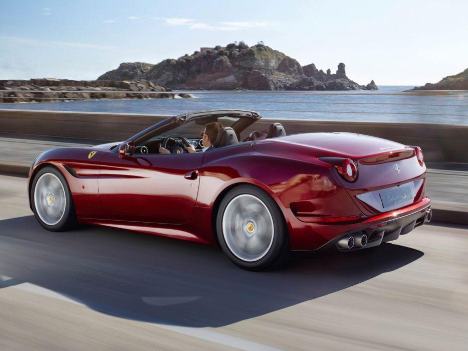 2014 Ferrari California-T supercar california (16) wallpaper
