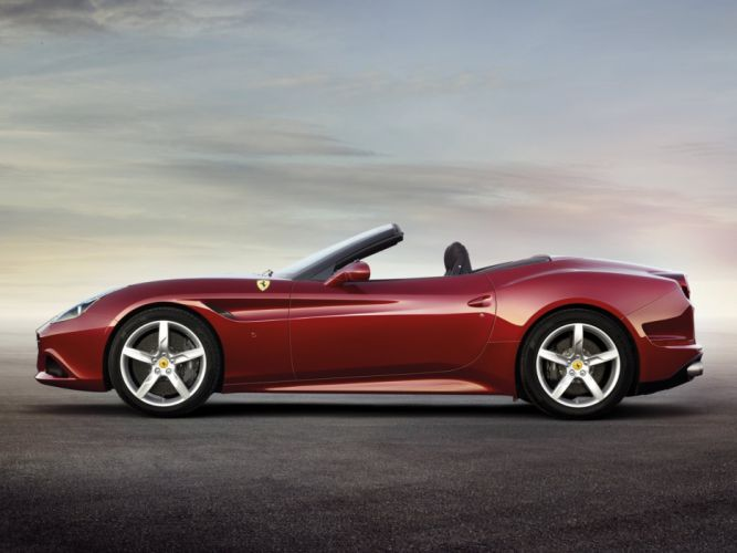 2014 Ferrari California-T supercar california (4) wallpaper