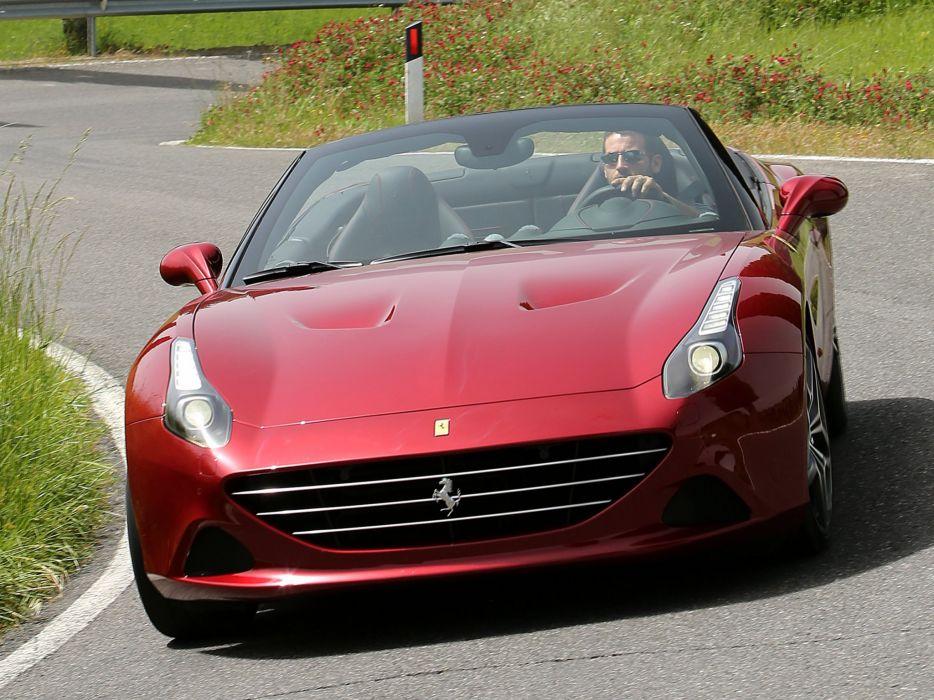 2014 Ferrari California-T supercar california (7) wallpaper