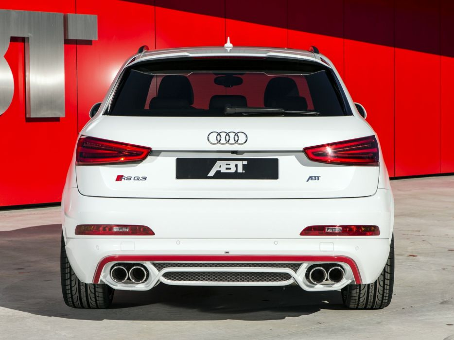 2014 ABT Audi R-S Q-3 tuning (1) wallpaper