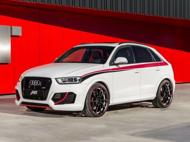 2014 ABT Audi R-S Q-3 tuning f wallpaper