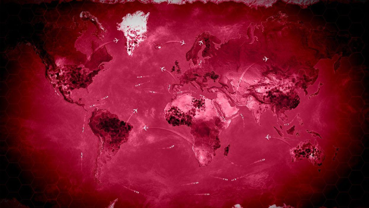 PLAGUE-INC strategy simulation virus bug plague horror Evolved (7) wallpaper