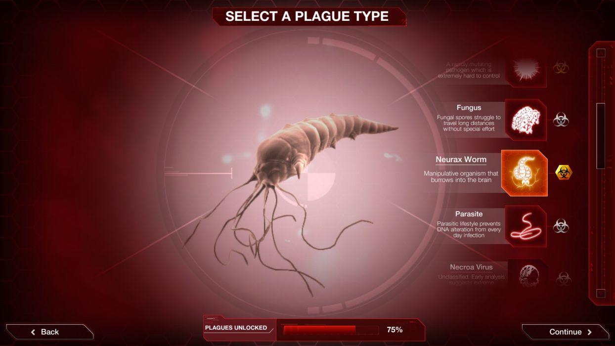 PLAGUE-INC strategy simulation virus bug plague horror Evolved (8) wallpaper