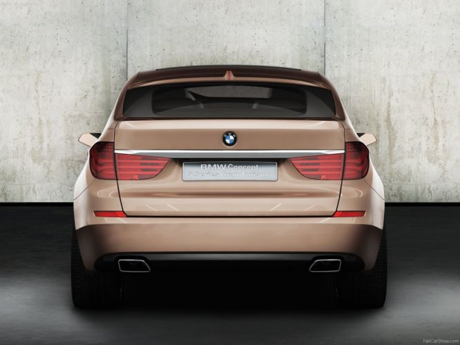 BMW 5-Series Gran Turismo Concept 2009 wallpaper