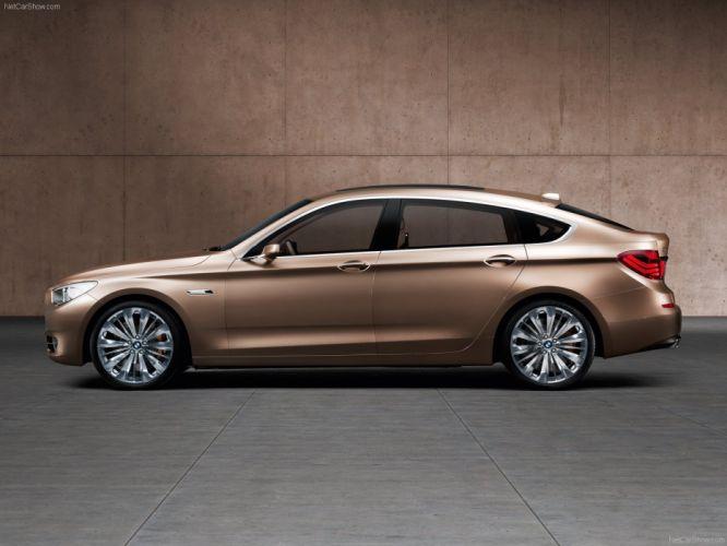 BMW 5-Series Gran Turismo Concept 2009 wallpaper