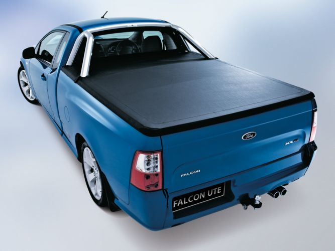 2008 Ford Falcon XR6 Ute (F-G) pickup (16) wallpaper
