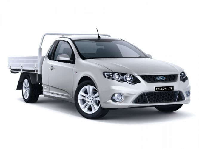 2008 Ford Falcon XR6 Ute Cab Chassis (F-G) pickup fe wallpaper