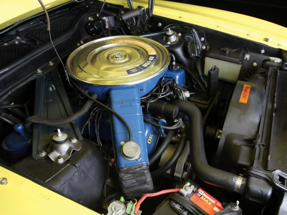 1973 Ford Mustang Convertible (76D) muscle classic d wallpaper