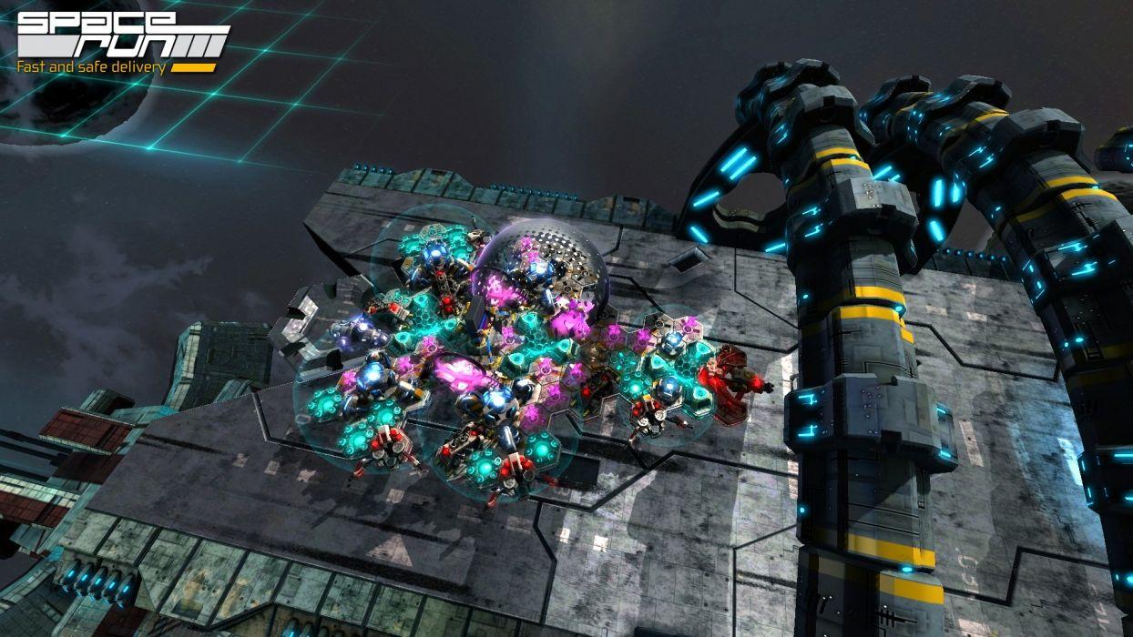 SPACE-RUN strategy sci-fi real-time spaceship space run (5) wallpaper