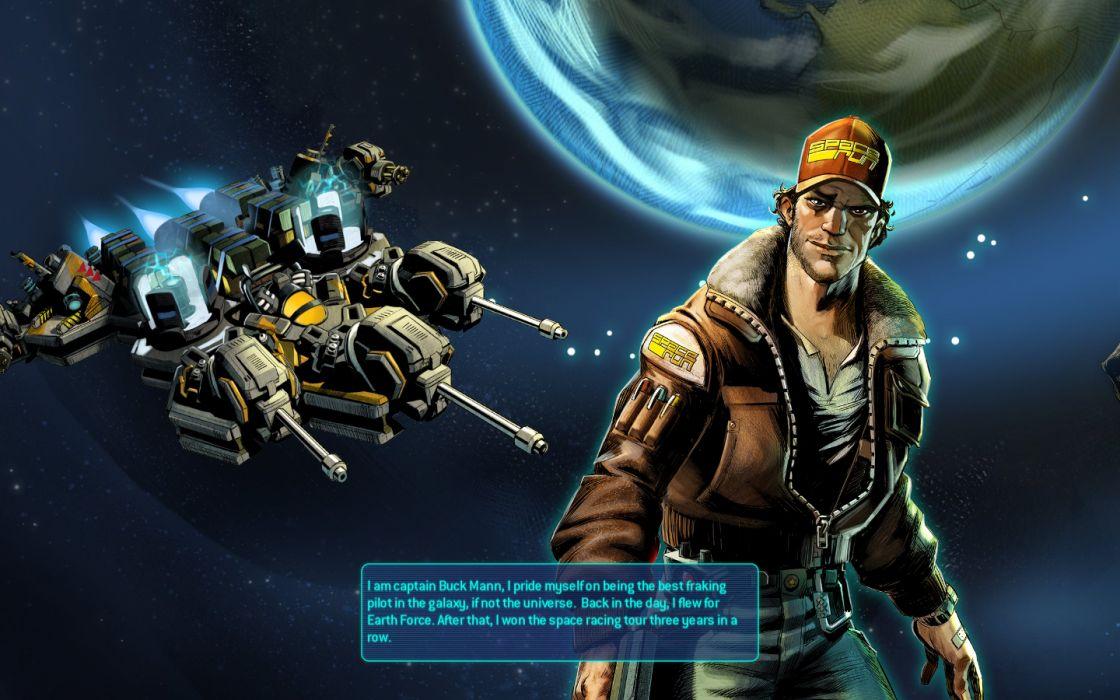 SPACE-RUN strategy sci-fi real-time spaceship space run (1) wallpaper