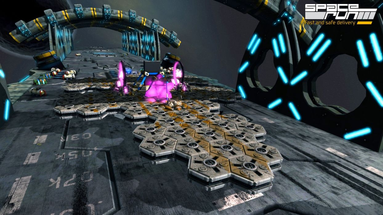 SPACE-RUN strategy sci-fi real-time spaceship space run (4) wallpaper