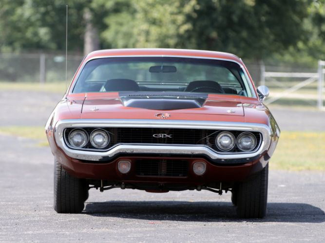1971 Plymouth GTX 440-6 (GR2-RS23) muscle classic 440 (5) wallpaper