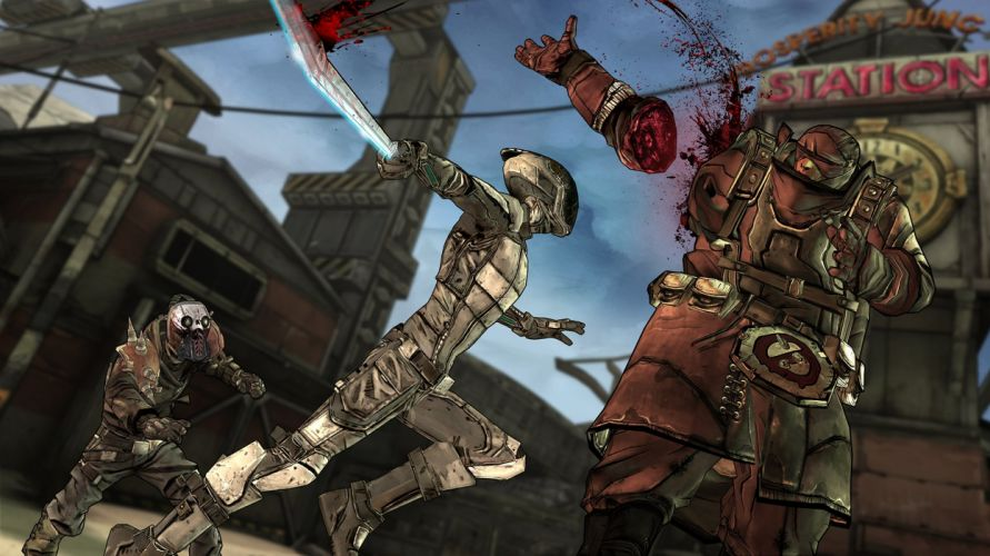 TALES-FROM-THE-BORDERLANDs borderlands adventure point-and-click sci-fi (3) wallpaper