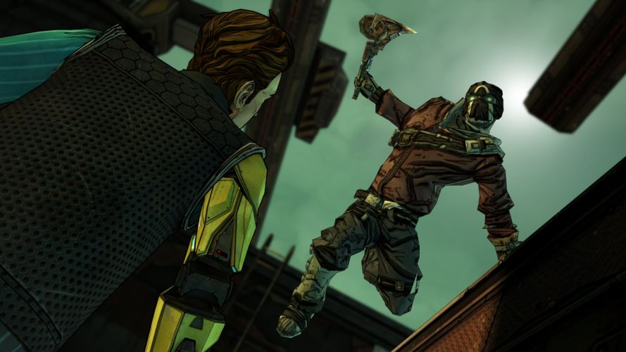 TALES-FROM-THE-BORDERLANDs borderlands adventure point-and-click sci-fi (5) wallpaper