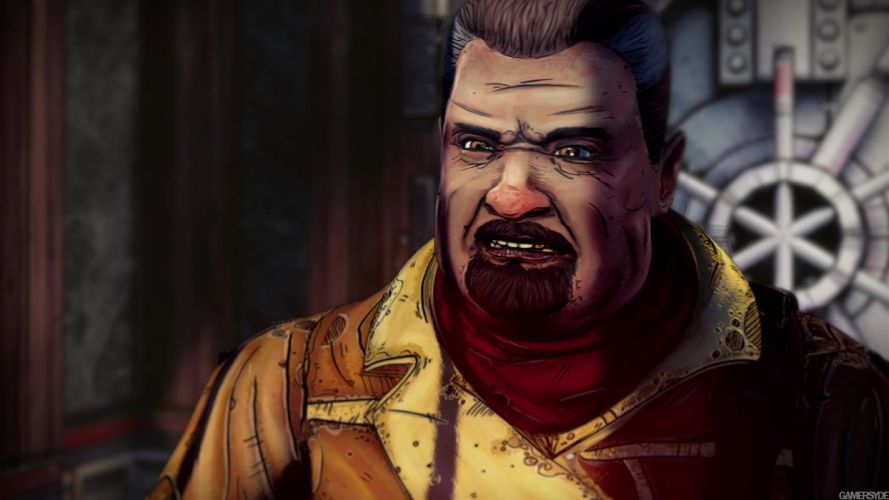TALES-FROM-THE-BORDERLANDs borderlands adventure point-and-click sci-fi (11) wallpaper