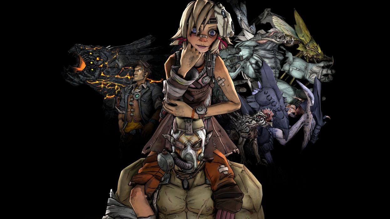 TALES-FROM-THE-BORDERLANDs borderlands adventure point-and-click sci-fi (8) wallpaper