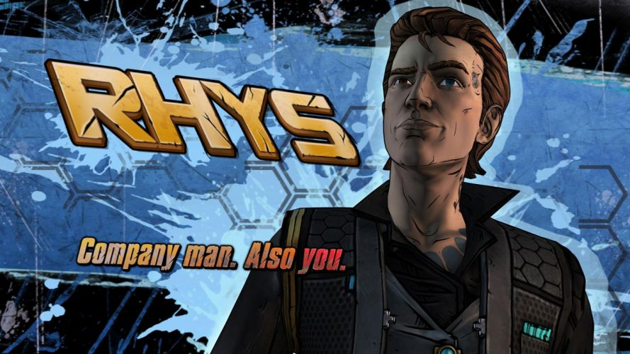 TALES-FROM-THE-BORDERLANDs borderlands adventure point-and-click sci-fi (19) wallpaper