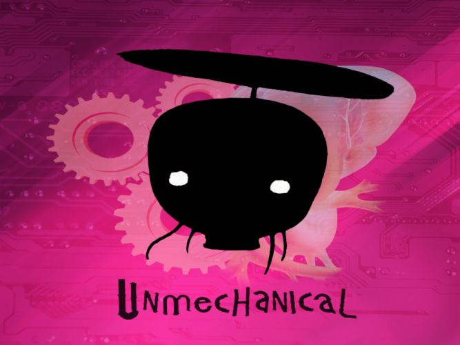 UNMECHANICAL puzzle adventure family 2-5D sci-fi (7) wallpaper