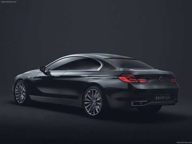 2010 BMW Concept Coupe Gran wallpaper
