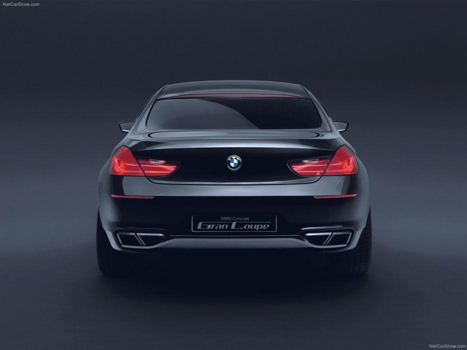 2010 BMW Concept Coupe Gran wallpaper