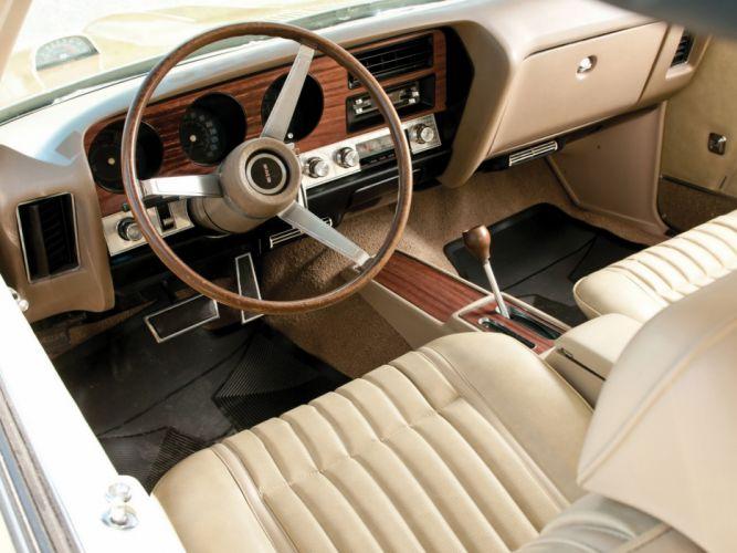 1970 Pontiac GTO 455 Hardtop Coupe (24238) muscle classic wallpaper