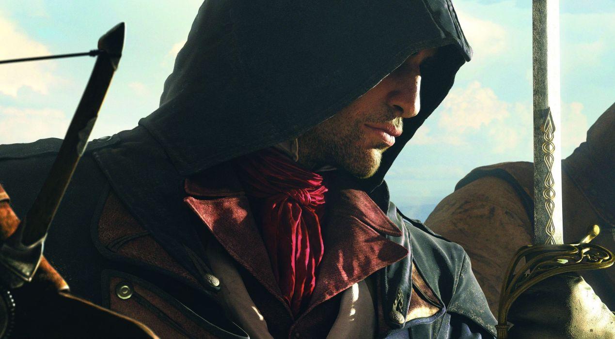 Arno Assassin's unity wallpaper
