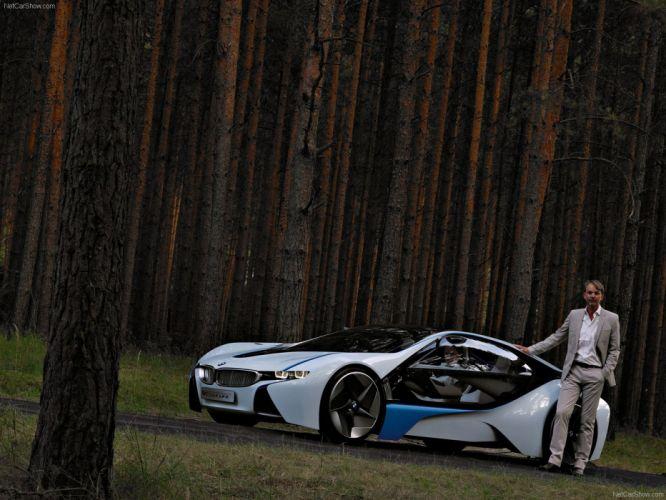 BMW Concept efficientdynamics vision wallpaper
