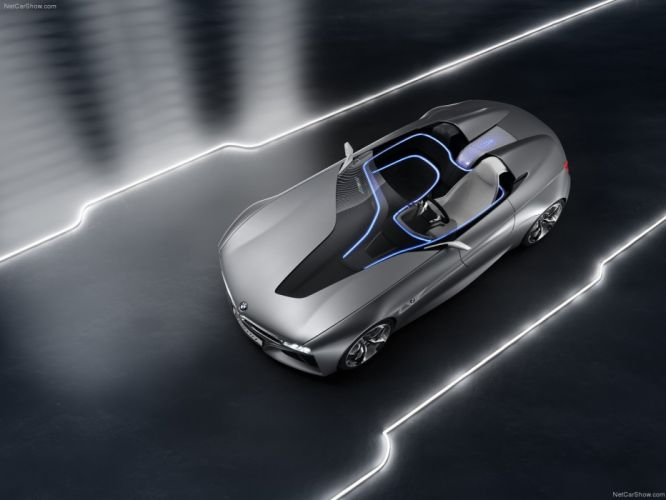 2011 BMW Concept connecteddrive wallpaper